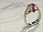 Click for Special Order form, design your own ring
