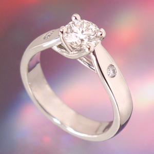 Ring Adelaide Diamond Engagement Ring