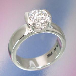 Ring Edmonton Diamond Engagement Ring